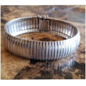 Very Heavy 925 Sterling Bracelet 7.5